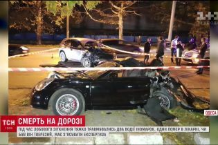 В Одесі водій Toyota вилетів на зустрічну смугу та загинув від лобового зіткнення