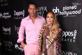 Он не говорил этого: Дженнифер Лопес рассказала о возможной свадьбе с Алексом Родригесом