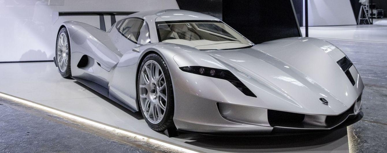 Японцы создали спорткупе, способное конкурировать с Tesla Roadster