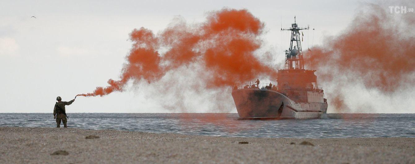 Украина построит военную базу на Азовском море для противодействия РФ – Муженко