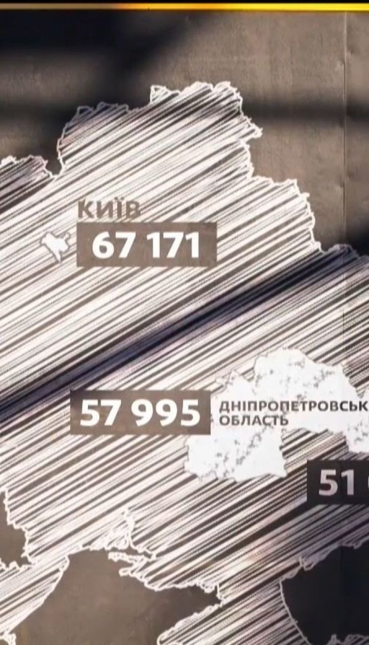 Обсяги зброї на руках українців за останні роки зросли вдвічі
