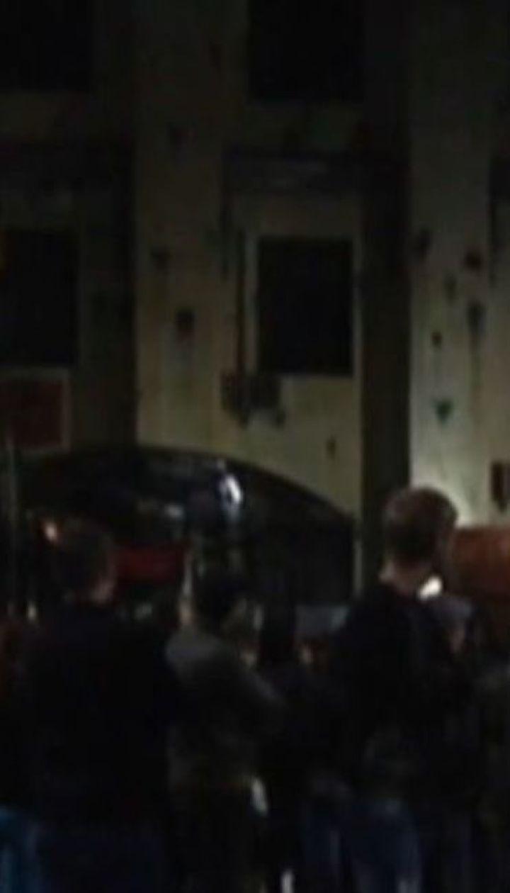 Москва звинувачує Миколу Рудьковського у нападі на будівлю російського посольства