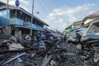 В Індонезії зниклими безвісти після землетрусу залишилися понад 5 тис. людей