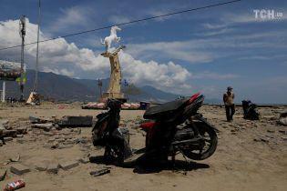 Руйнування від жахливого землетрусу в Індонезії потрапили на відео з супутника