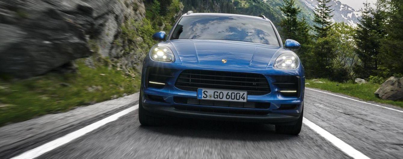 Парижский автосалон 2018: Porsche раскрыл технические детали нового Macan