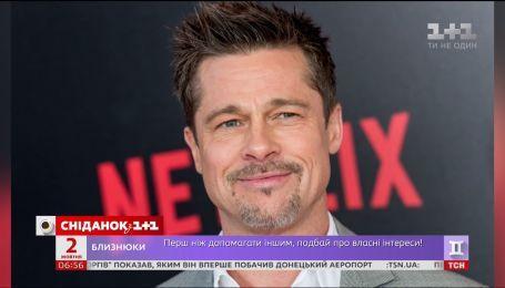 Брэд Питт не жалеет о разводе с Анджелиной Джоли