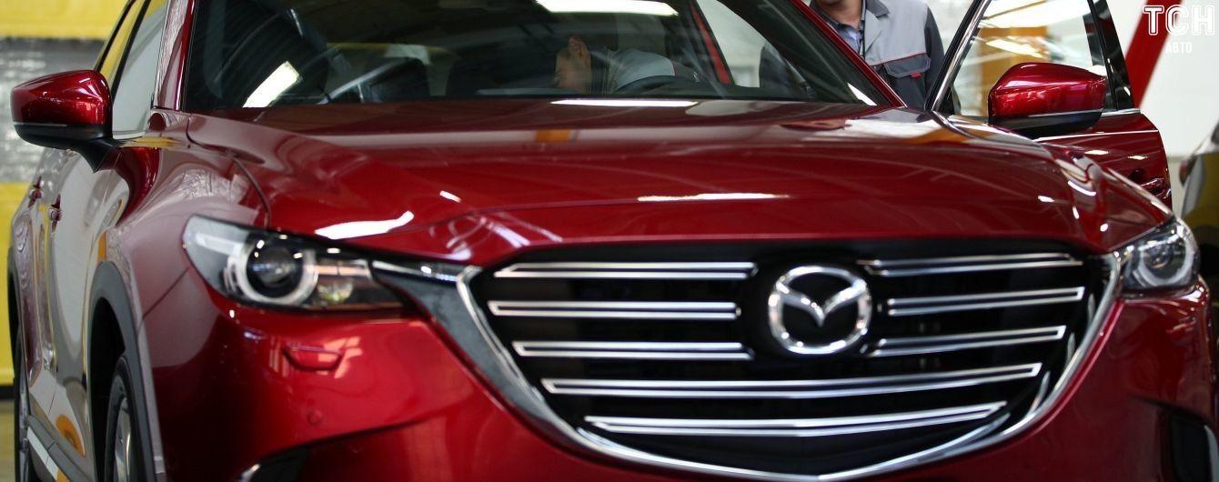 У Mazda сконцентруються на створенні гібридних авто