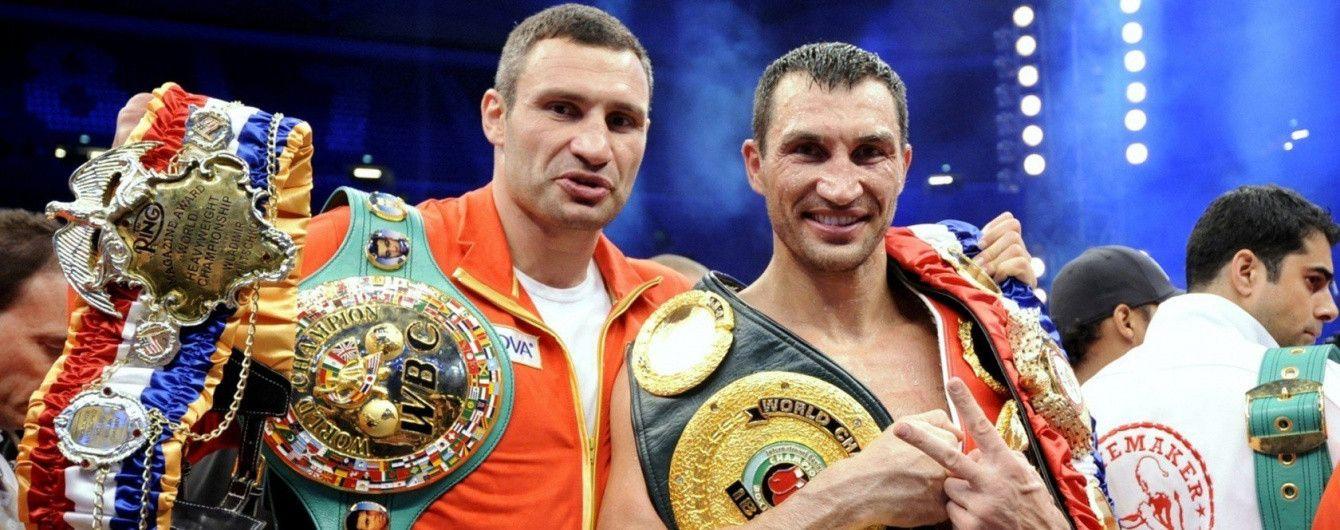 """Поставить точки над """"і"""". Виталий Кличко не против боя-реванша брата с Джошуа"""