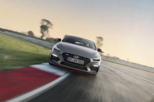 "Парижский автосалон 2018: Hyundai представил ""горячий"" фастбэк"