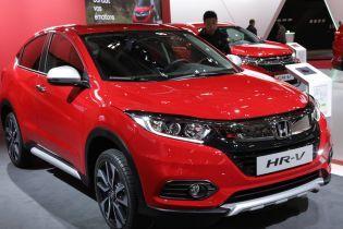 Парижский автосалон 2018: Honda показала обновленный кроссовер HR-V