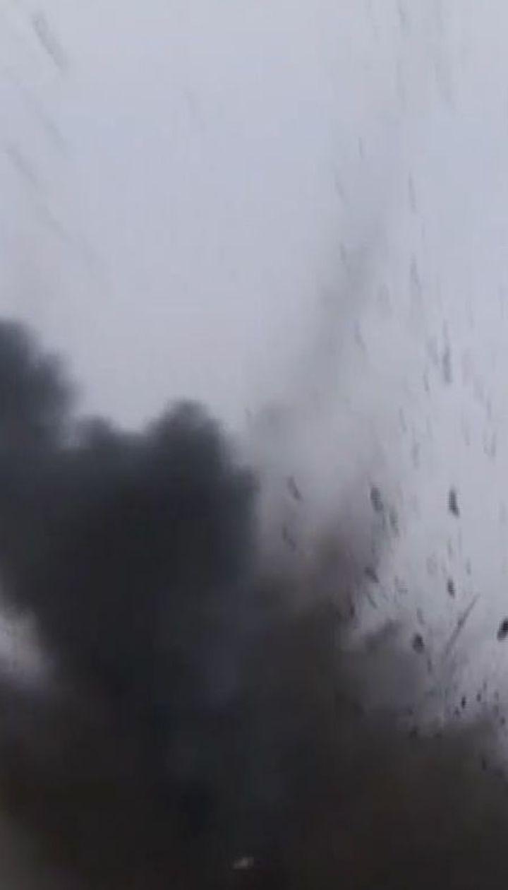 Бойовики обстріляли житловий сектор Водяного
