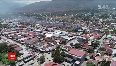 Індонезія оговтується від другого потужного землетрусу
