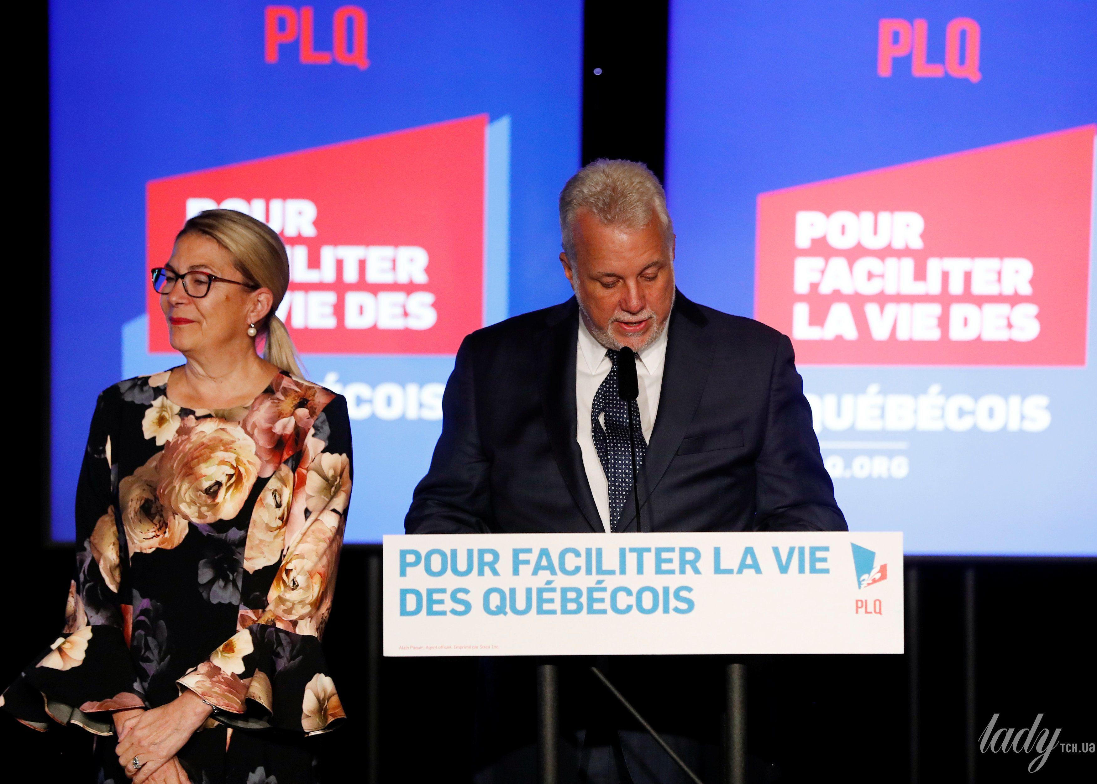 Жена премьер-министра Квебека_1