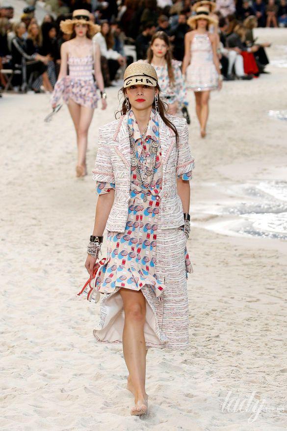 Коллекция Chanel прет-а-порте сезона весна-лето 2019_12
