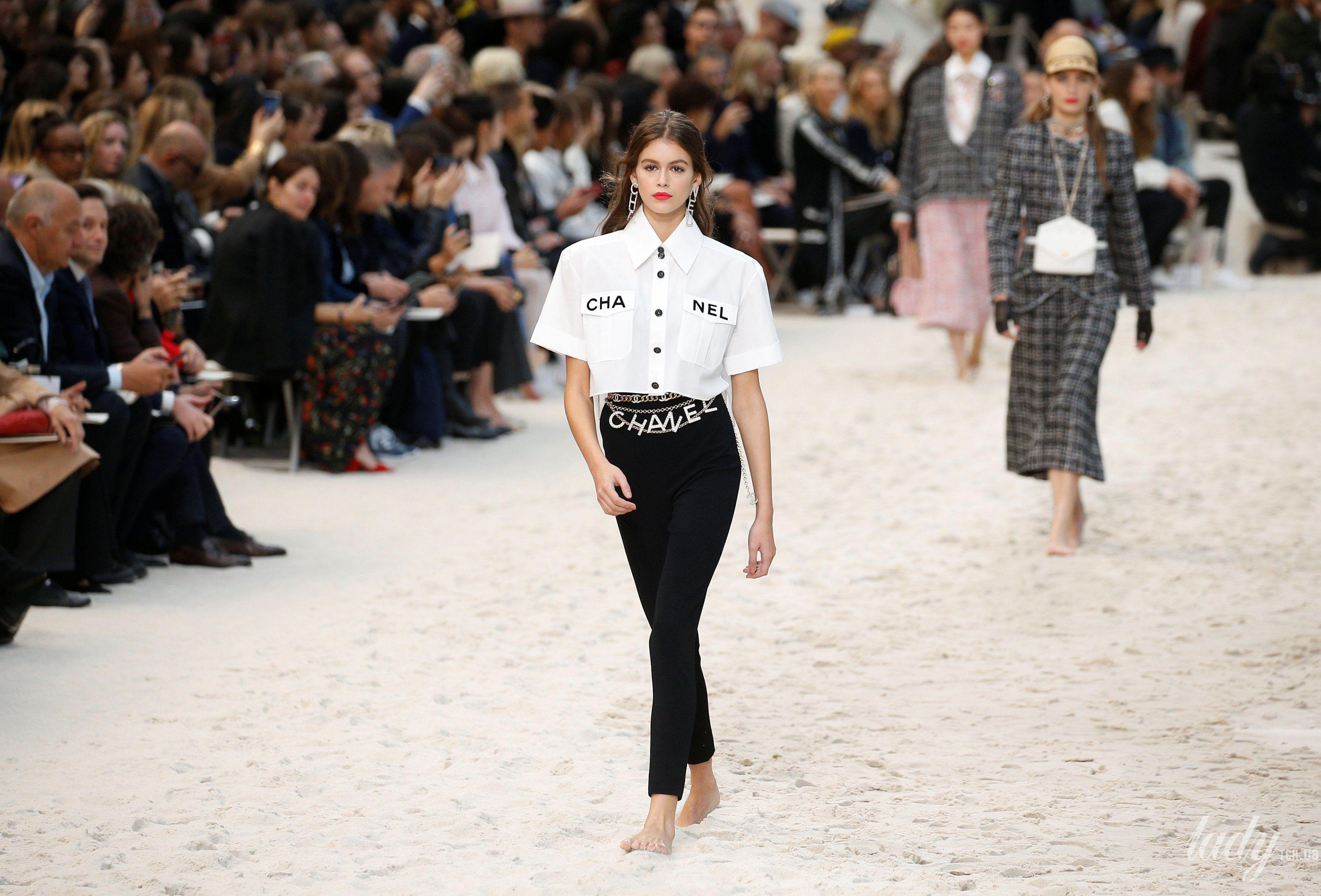 Коллекция Chanel прет-а-порте сезона весна-лето 2019_6