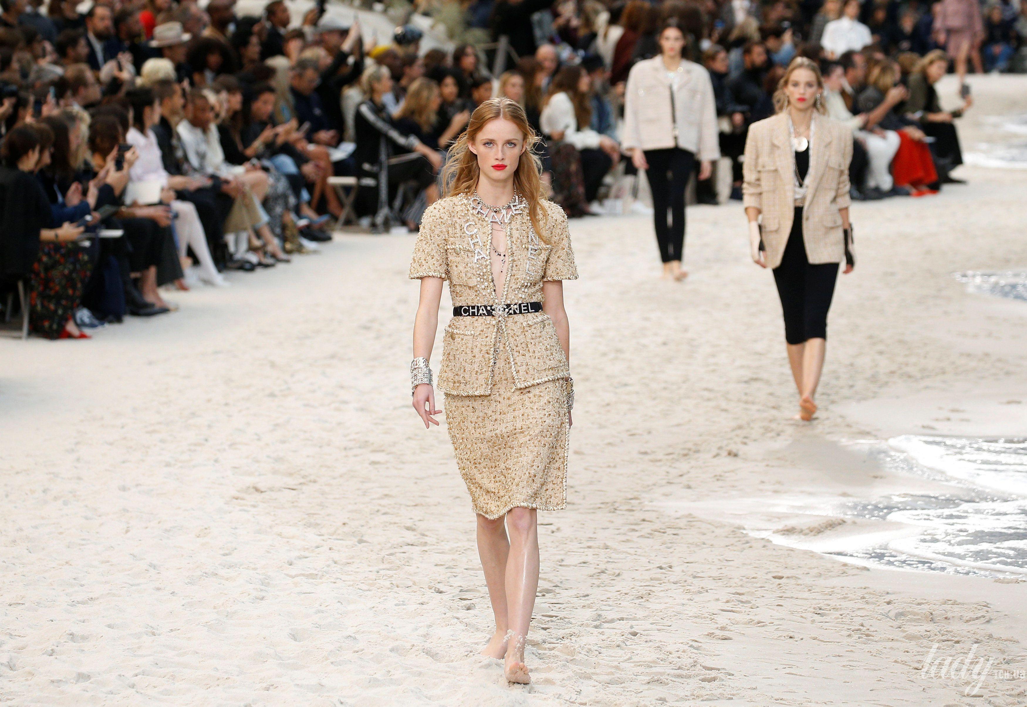Коллекция Chanel прет-а-порте сезона весна-лето 2019_20