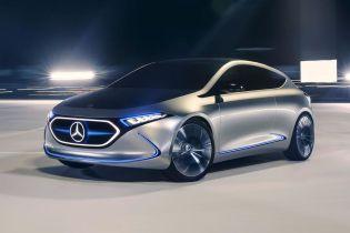 Паризький автосалон 2018: Mercedes побудує електричний хетч на заводі Smart