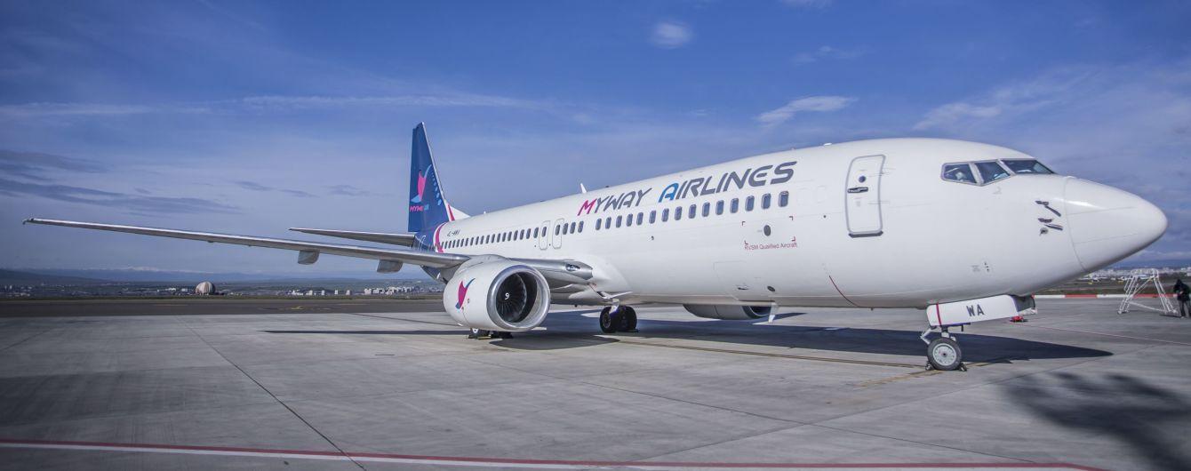 Грузинские авиалинии запускают регулярные рейсы между Тбилиси и Киевом