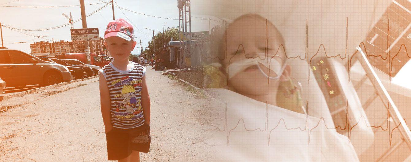 На грани жизни и смерти. Отец жалуется на врачей, не распознавших воспаление легких у его 2-летнего сына