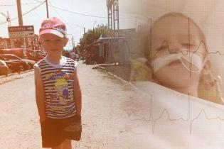 На межі життя і смерті. Батько нарікає на лікарів, які не розпізнали запалення легень у його 2-річного сина