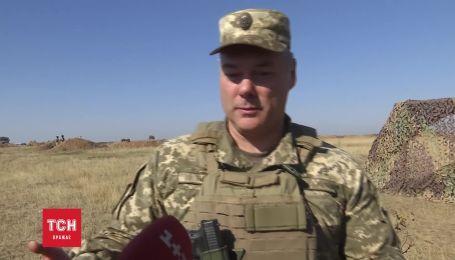 Наєв розповів, коли відчув потенційну загрозу від Росії