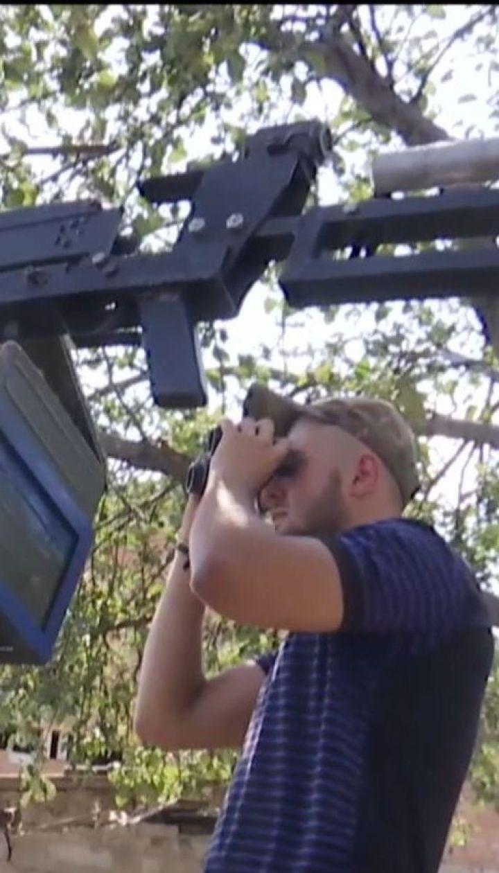 На передовой российские оккупанты снова применили лазерное оружие