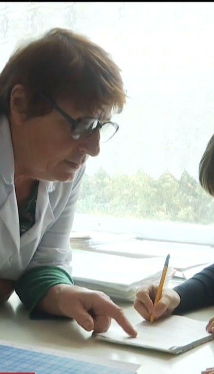 В Винницкой области 33 школьника заболели корью