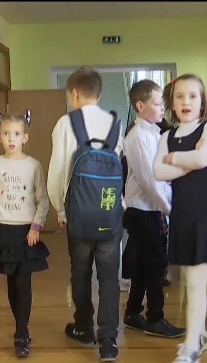 Важкі шкільні портфелі призводять до проблем з поставою у дітей