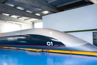 Национальная академия наук поддержала внедрение Hyperloop в Украине