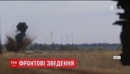 Боевики усилили огонь в зоне ООС