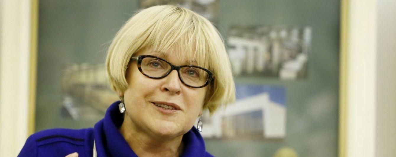 Амосова прокомментировала свое увольнение с поста ректора университета Богомольца