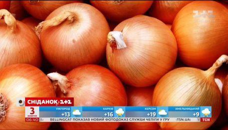 Ціни на цибулю побили історичний рекорд