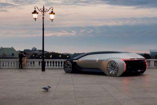 У Renault розкрили подробиці про фантастичний безпілотник