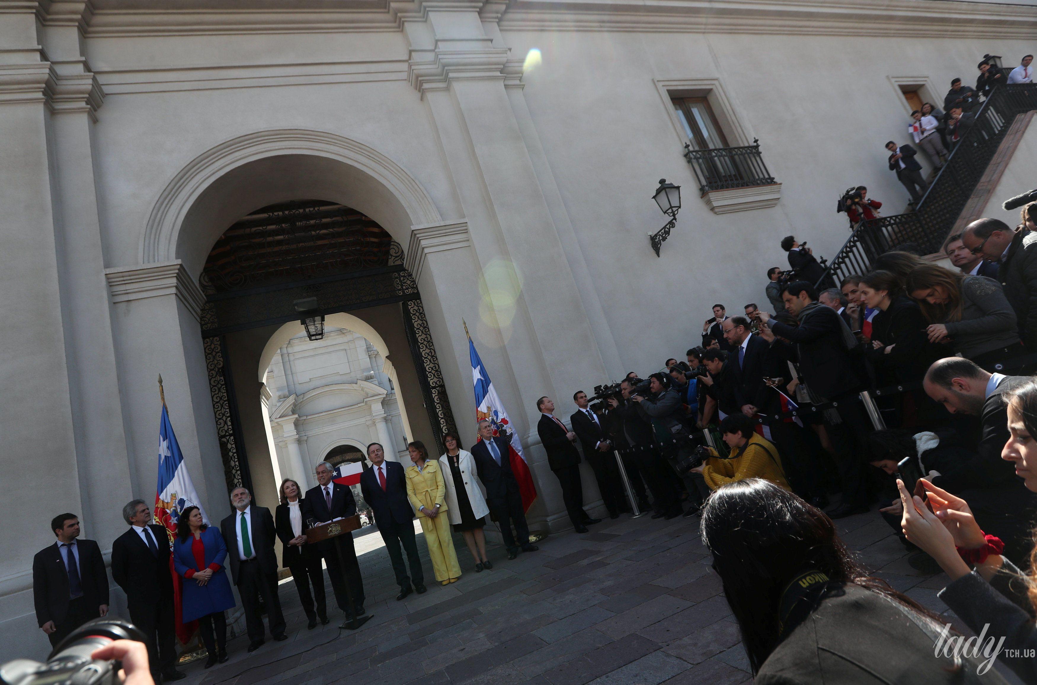 Жена президента Чили Сесилия Морель_3