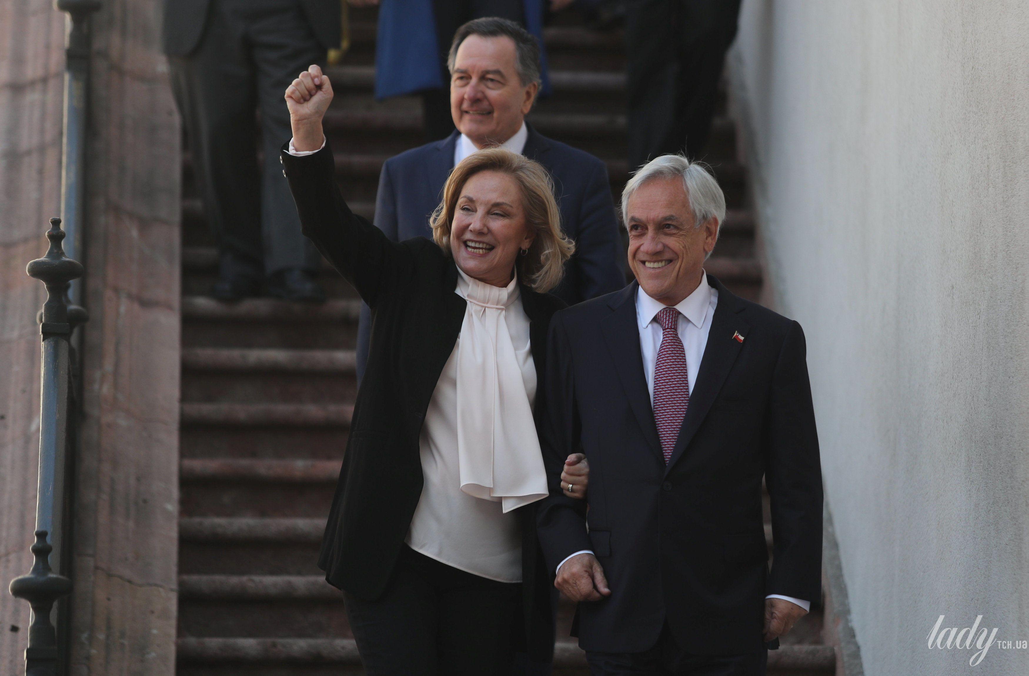 Жена президента Чили Сесилия Морель_1