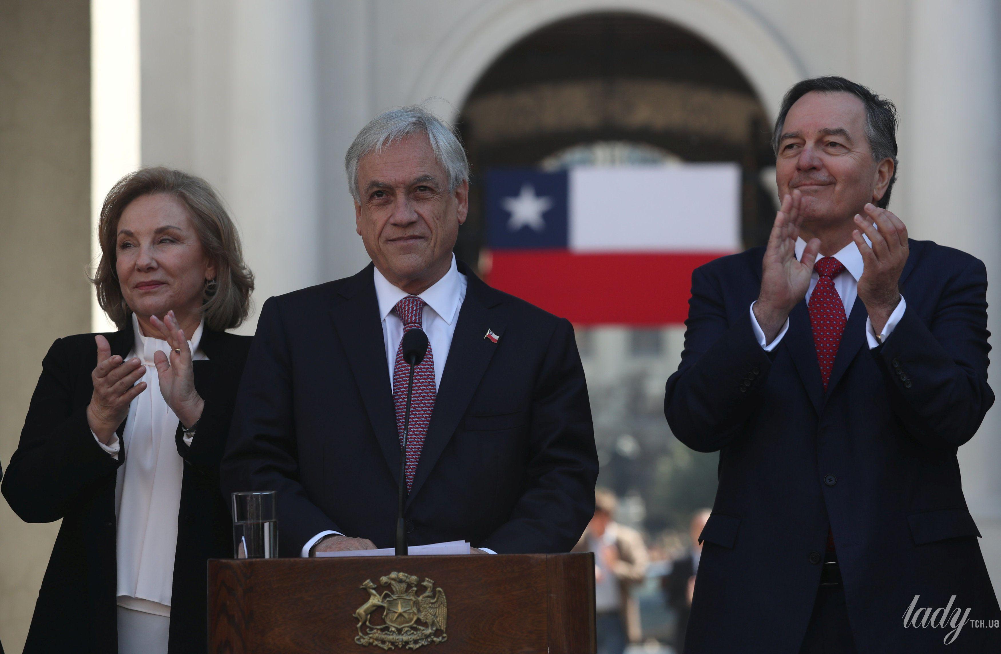 Жена президента Чили Сесилия Морель_2