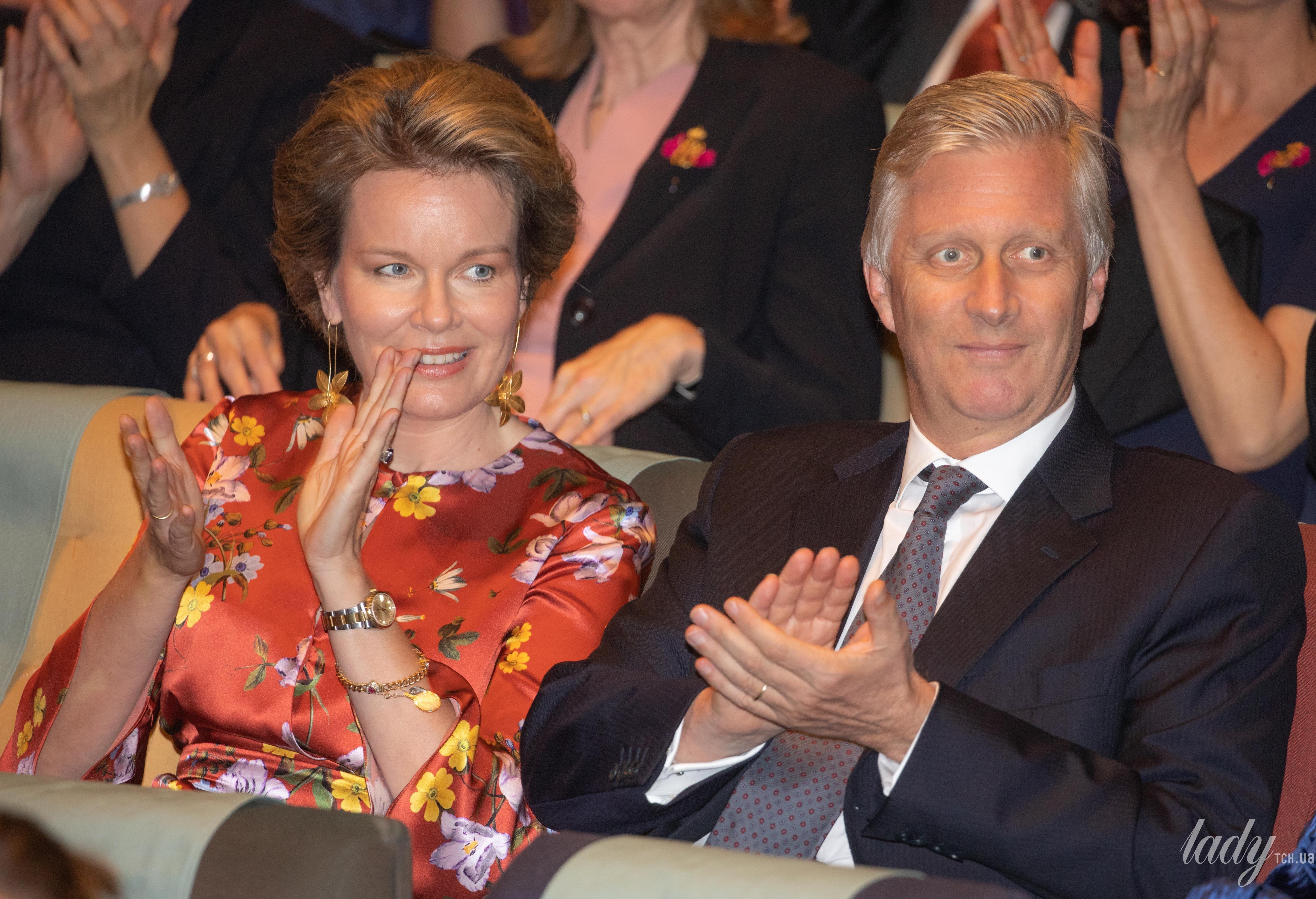 Королева Матильда и король Филипп_2