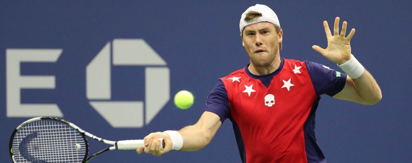Український тенісист вийшов до чвертьфіналу престижного турніру