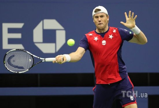 Украинский теннисист вышел в четвертьфинал престижного турнира