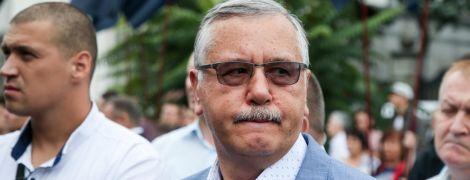 """Коварный и непрофессиональный: Гриценко жестко раскритиковал законопроект """"Самопомощи"""" о президенте"""