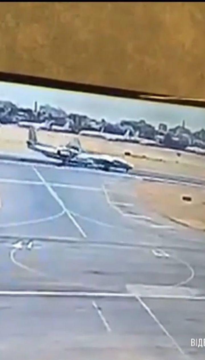 В аеропорту Судану під час посадки зіткнулися два українських літаки, які належать місцевим збройним силам
