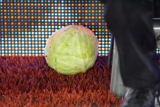 """""""Капустяна відставка"""". Фанати англійського клубу жбурнули у тренера овочем просто перед грою"""