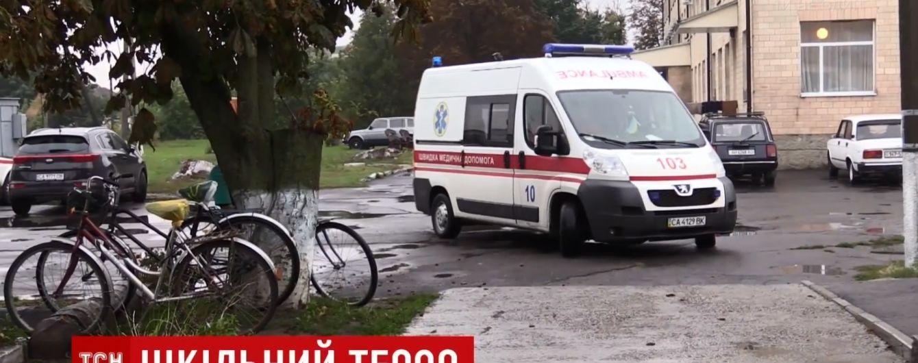 На Черкащині батьки третьокласника заявили про його жорстоке побиття однолітками