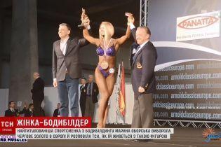 Краща бодибілдер України розкрила секрет своєї дієти та амбітні плани