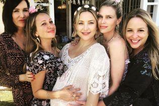 Ну нарешті: Кейт Хадсон стала мамою втретє