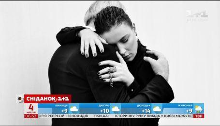 Анастасія Приходько представила кліп на пісню, присвячену своєму чоловіку