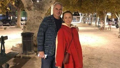 Закохані Джанабаєва та Меладзе влаштували собі романтичну подорож до Сен-Тропе