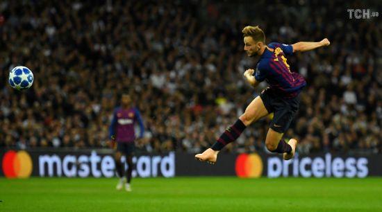 УЄФА назвав найкращий гол групової стадії Ліги чемпіонів