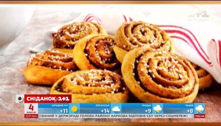 В Швеции отмечают День булочки с корицей