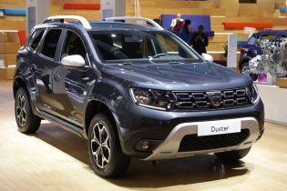 Паризький автосалон 2018: Dacia показала заряджений і технологічний Duster